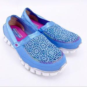 Skechers Skech Flex II Sugar Shake Slip-On Shoes